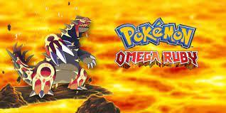 Pokemon Omega Ruby Nintendo 3DS ROM & CIA Download