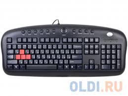<b>Клавиатура A4 Tech KB</b>-<b>28G</b>-<b>1</b> Multimedia Black <b>USB</b> — купить по ...