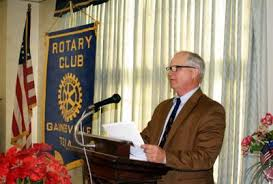 Berry addresses Rotary | Community | gainesvilleregister.com