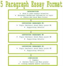 standard paragraph essay outline format 5 paragraph essay outline format ictonyx behold the power of resume