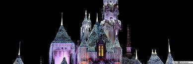 Lâu đài Disneyland trong mùa đông Tải xuống hình nền HD