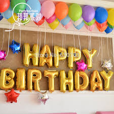 Free Shipping 40 100cm 26 Letters inflatable Balloons Party Decoration Foil Balloon Big Letter helium balloon