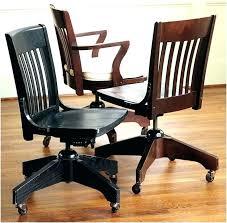 excellent wooden office chair antique wooden office chair wood desk chair with wheels antique wooden desk