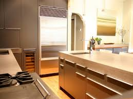 Poured Concrete Kitchen Floor Concrete Kitchen Countertops Pictures Ideas From Hgtv Hgtv