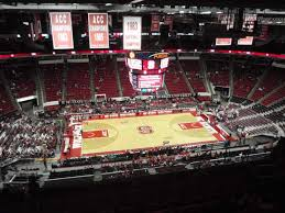 Pnc Arena Section 325 Row J Seat 9 North Carolina State