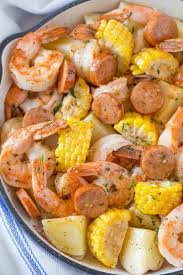 easy shrimp boil recipe seafood boil