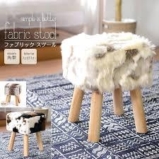 fur stool fake fur stool square en faux fur stool seat covers ikea fur stool diy
