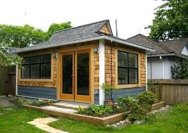 cottage office. Shed Apartment Do You Have A Backyard Studio Office Or Cottage Therapy Apartments