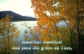Emotions Greeting Cards America The Beautiful A Tribute to America