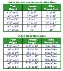 Problem Solving Ladies Mountain Bike Size Chart Specialized