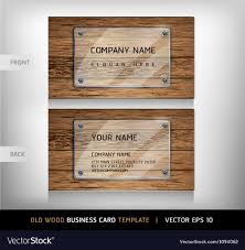 wooden business cards old wooden texture business card background