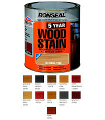 Ronseal Garden Furniture Stain Com