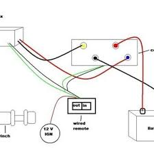 Appealing polaris winch wiring diagram photos schematic new for atv