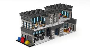 lego office building. this is an extralarge office building i created myself it not based on any in particular but itu0027s meant to be one of legou0027s lego f