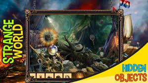 You can download hidden objects games right from our page. Hidden Objects Puzzle Strange World On The App Store