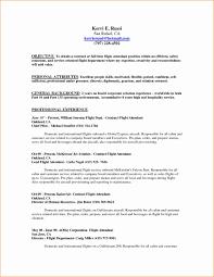 Cv Format For Airlines Job Resume Format For Cabinw Beautiful Flight Attendant Cv No Experience