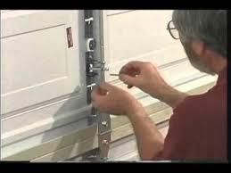 garage door lock handleMartin Garage Door Keyed Center Lock System  YouTube