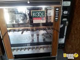 Used Vending Machines For Sale Impressive National Used Cigarette Vending Machines Cigarette Machines For
