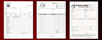Invoice Papers 2 Part Invoices Carbonless Invoice Forms