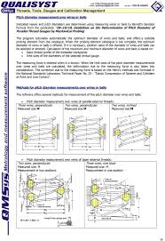Software For Calculation Of Screw Threads Cutting Tools