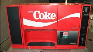 Home Coke Vending Machine Simple Coke's Home Soda System Before The Soda Pod Soda Pods Next Gen Soda