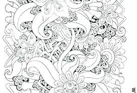 Free Printable Coloring Pages For Adults Advanced Flowers Beepmunk