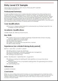 Entry Level It Resume Sample Entry Level It Resume Sample Resume ...