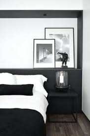 Stephen Ryan Design Decoration black bedroom designed by Stephen Ryan photographed by James 62