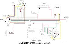 lambretta electronic ignition wiring diagram lambretta wiring diagram lambretta wiring diagrams and schematics on lambretta electronic ignition wiring diagram