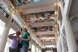 michelangelo s sistine chapel comes to life size display in houston now through sept 3
