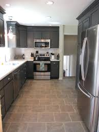 gray and tan tile floors in kitchen tiles off white kitchen cabinets with tile floor porcelain