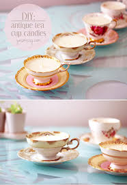 Decorating With Teacups And Saucers 100 Brilliant DIY Candle Making And Decorating Tutorials 58
