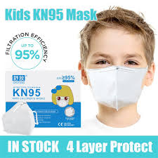 <b>Children</b> Face Masks <b>KN95 Anti</b>-fog <b>Kids</b> Disposable Masks 4 ...