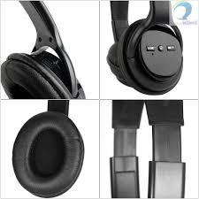 Tai Nghe Bluetooth Không Dây Cho Iphone 7 Plus Samsung Galaxy - Tai nghe có  dây chụp tai (On-Ear)