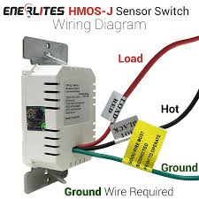 enerlites hmos j occupancy vacancy motion sensor in wall switch enerlites hmos j occupancy vacancy motion sensor in wall switch smart led no neutral required com