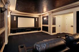 Home Theater Design Ideas Awesome Decoration