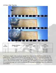 Thug Slug 410 8 Gram 25 Pak Ballisticproducts Com