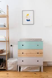 ikea tarva dresser hack. Mommo Design: HACKS IN THE NURSERY - Tarva Dresser As Changing Table Ikea Hack