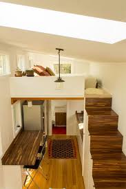 tiny house interior. Hikari Box Tiny House Interior From Guest Loft S