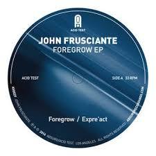 john frusciante foregrow norman