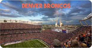 Denver Invesco Field Seating Chart Denver Broncos Tickets Parking And Information 2018 19