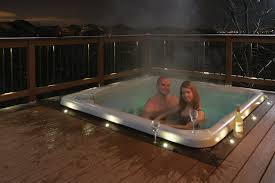 outdoor hot tub lighting. hot tub deck surround | lighting photo gallery dekor™ innovative led outdoor e