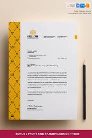 Corporate Letterhead Template Creative Letterhead Template Corporate Identity Template 67652