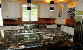 kitchen countertops st louis titanium granite with white cabinets arch city granite has installed many custom
