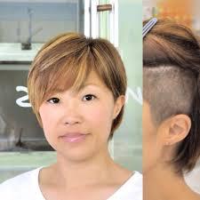 Nafeesさんのヘアスタイル ショートヘア 彼女 Tredina