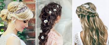 Svatební účesy Kratší Vlasy