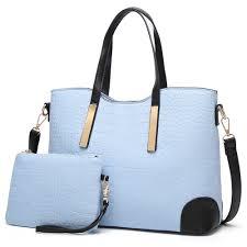 women top handle satchel handbags tote purse leather bag