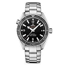omega watches quality swiss watches ernest jones watches omega seamaster planet ocean 600m men s bracelet watch product number 2933160