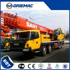 China Sany 60 Ton Truck Crane Stc600s China Truck Crane