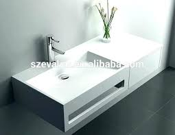 small vessel sinks. Fancy Vanity Sinks Small Vessel Sink White Marble Bathroom Trough . Incredible
